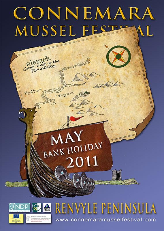 Connemara-Mussel-Festival
