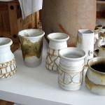 Alan Shattock, Alan Gaillard Stoneware Pottery