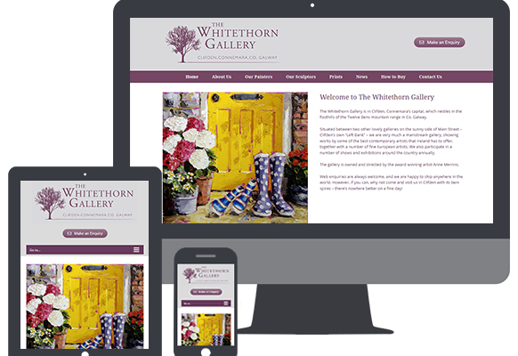 The Whitethorn Gallery