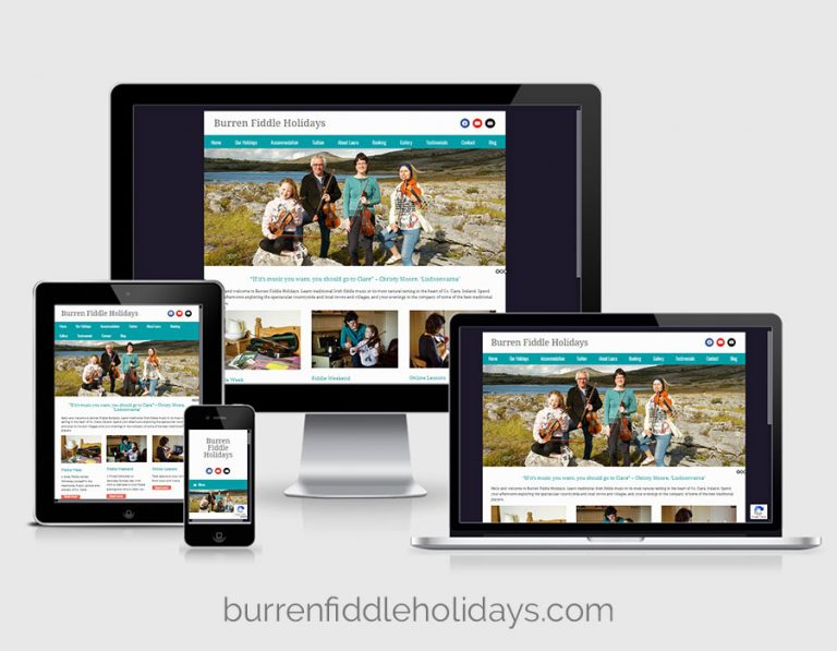 Read more about the article Burren Fiddle Holidays