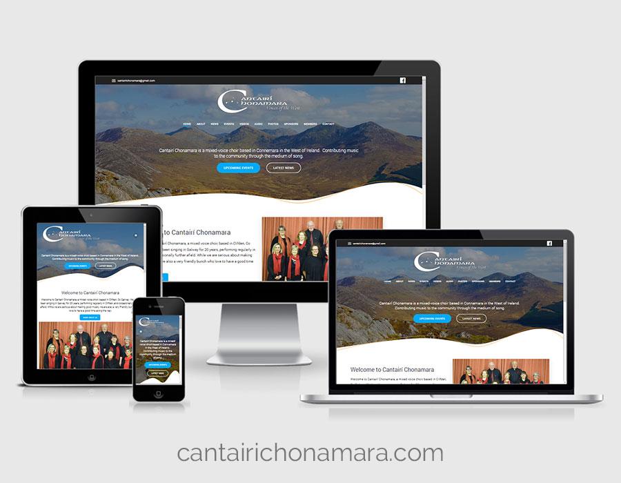 Cantairí Chonamara