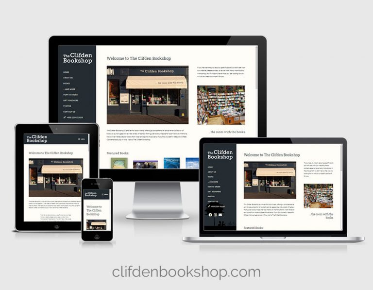 Read more about the article The Clifden Bookshop