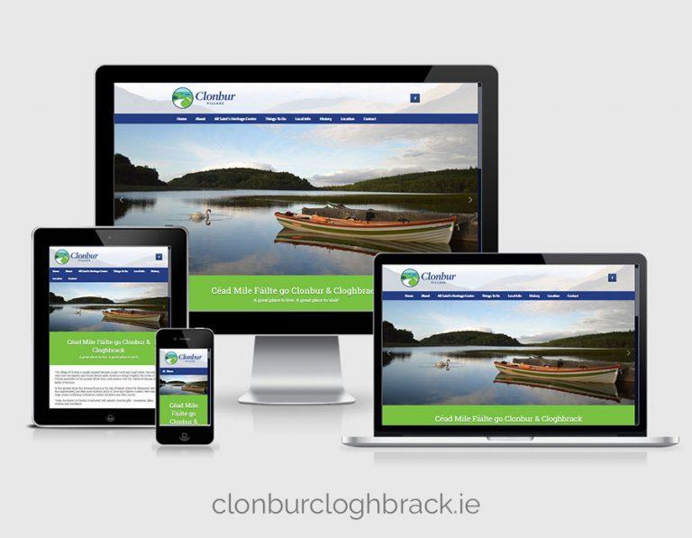 Read more about the article Clonbur Village