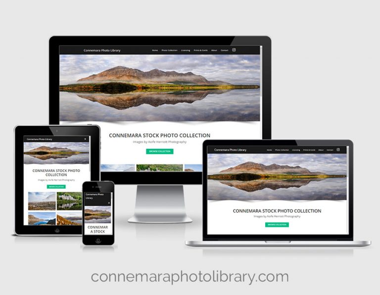 Read more about the article Connemara Photo Library