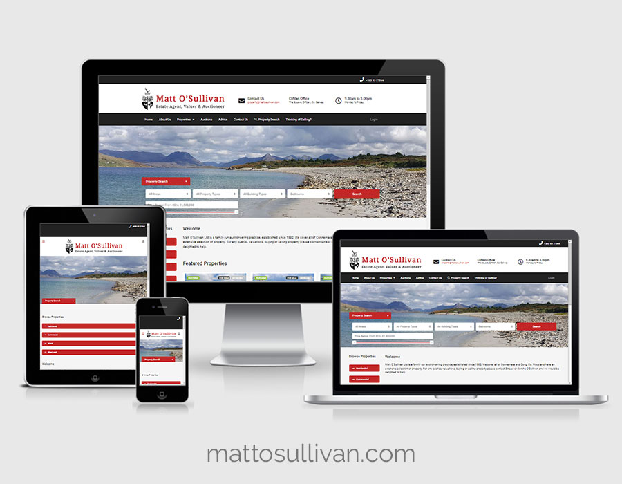 Matt O'Sullivan Estate Agent