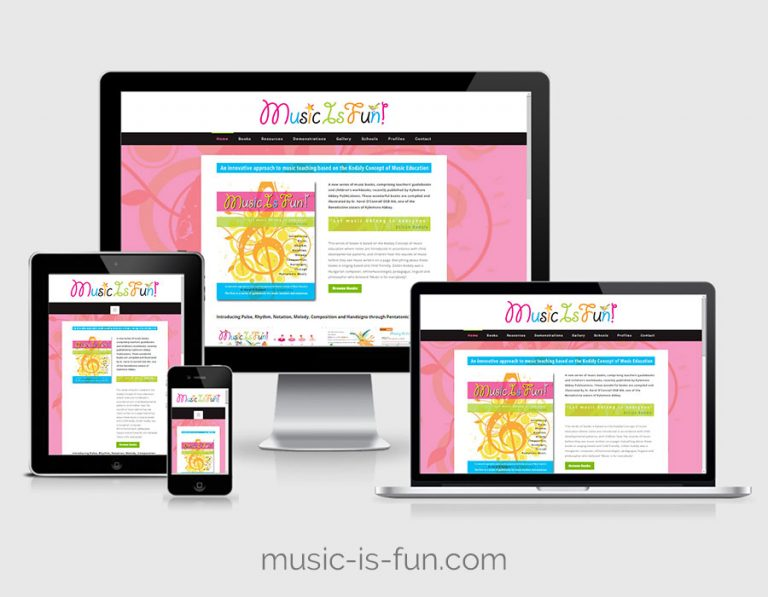 Read more about the article Music Is Fun
